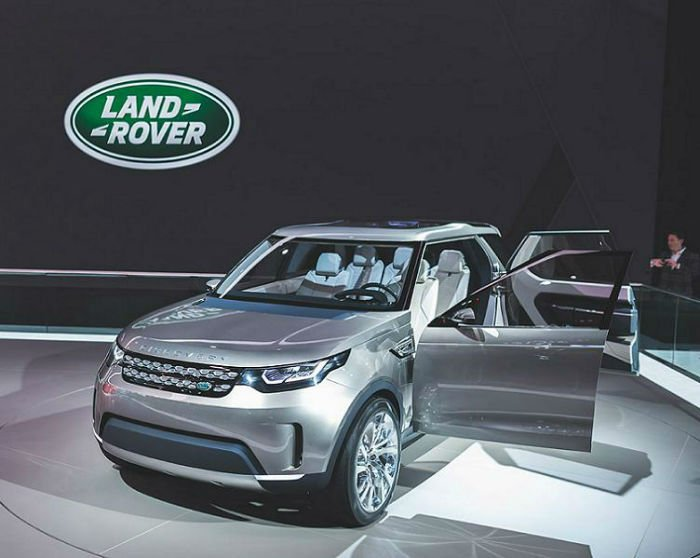 2017 Land Rover LR4 Discovery