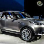 2017 Land Rover LR4 Redesign