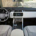 2017 Land Rover Range Rover Autobiography Interior
