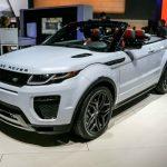 2017 Land Rover Range Rover Convertible