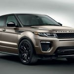 2017 Land Rover Range Rover Dynamic