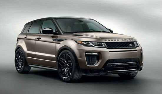 2017 Land Rover Range Rover Dynamic