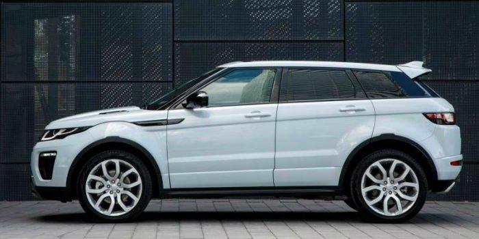 2017 Land Rover Range Rover SE Premium
