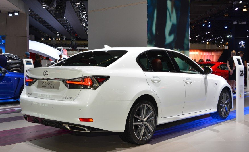 2017 Lexus GS 350 Model