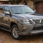2017 Lexus GX 460 Changes