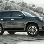 2017 Lexus GX 460 Colors