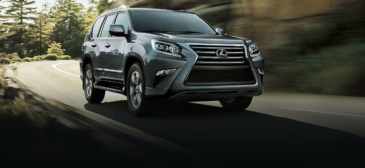 2017 Lexus GX 460 Sport Package