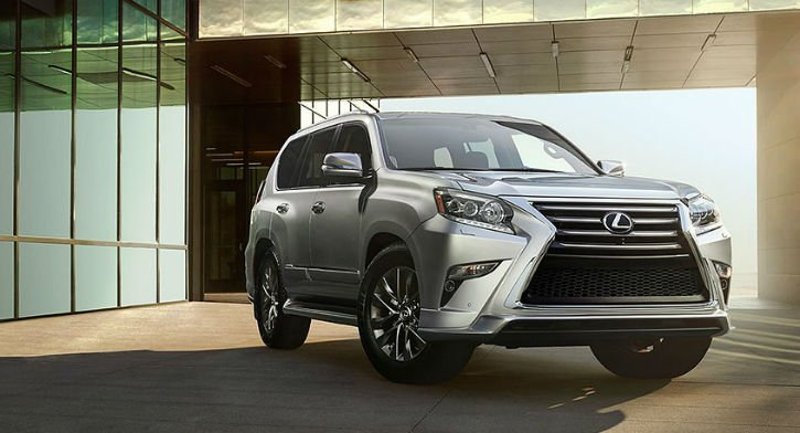 2017 Lexus GX Sport Package