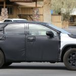 2017 Lexus GX Spy Photos