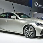 2017 Lexus IS F