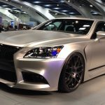 2017 Lexus LS 460 Changes
