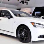 2017 Lexus LS 460 Model