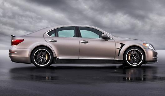 2017 Lexus LS 460 Pictures