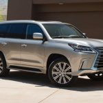 2017 Lexus LX 570 Colors