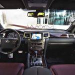 2017 Lexus LX 570 Interior