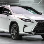 2017 Lexus RX 350 Changes