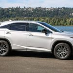 2017 Lexus RX 350 Colors