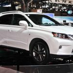2017 Lexus RX 350 Release
