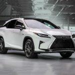 2017 Lexus RX Model