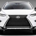 2017 Lexus SUV Facelift