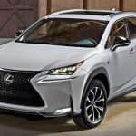 2017 Lexus SUV Hybrid