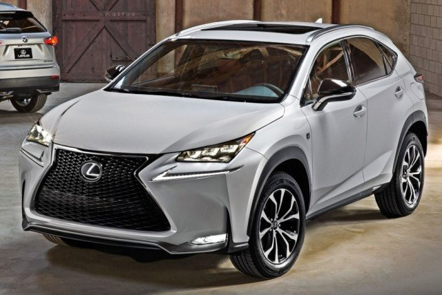 2017 lexus suv hybrid. Black Bedroom Furniture Sets. Home Design Ideas