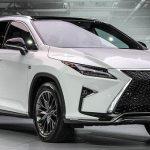 2017 Lexus SUV Pictures
