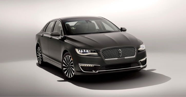 2017 Lincoln Black Label Model