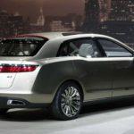 2017 Lincoln MKT Model