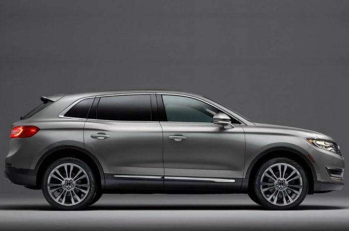 2017 Lincoln MKX Concept