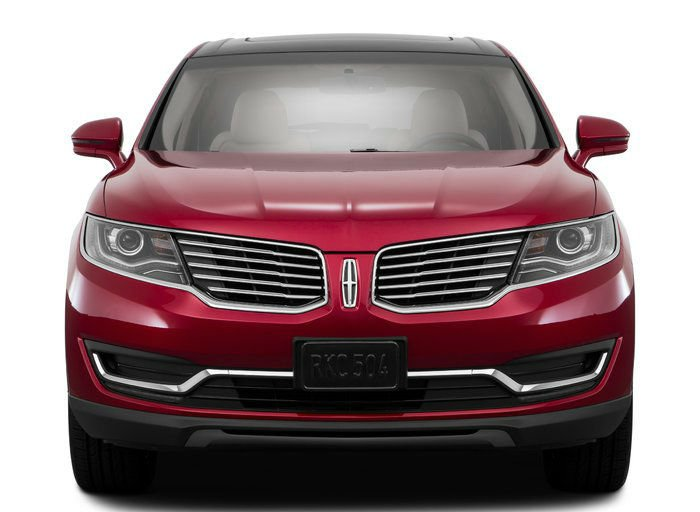 2017 Lincoln MKX Facelift