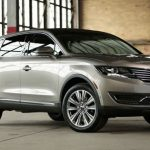 2017 Lincoln MKX Model