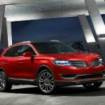 2017 Lincoln MKX Redesign
