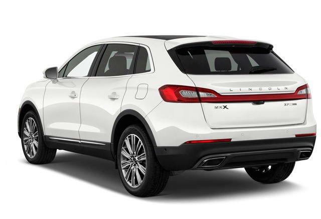 2017 Lincoln MKX White