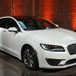 2017 Lincoln MKZ Hybrid Black Label