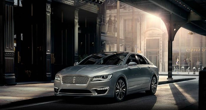 2017 Lincoln MKZ Premiere Model