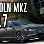 2017 Lincoln MKZ Reserve 3.0l v6 AWD Sedan