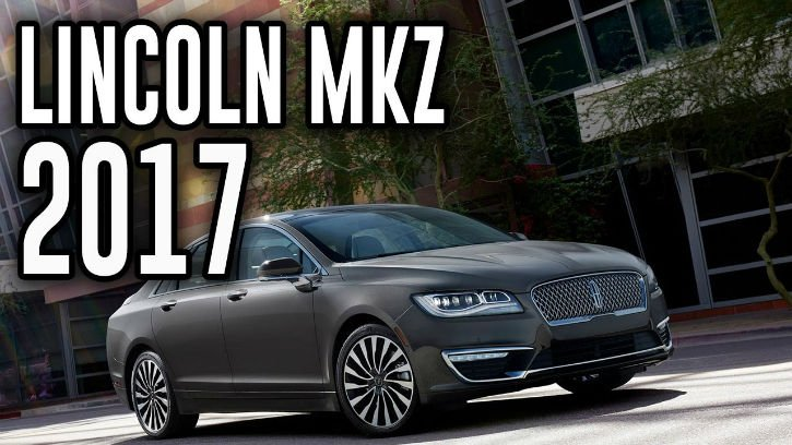 2017 Lincoln MKZ Reserve 3.0l v6 AWD Sedan