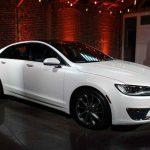 2017 Lincoln MKZ Reserve Hybrid