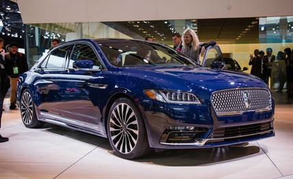 2017 Lincoln MKZ Select 3.0L v6 AWD Sedan