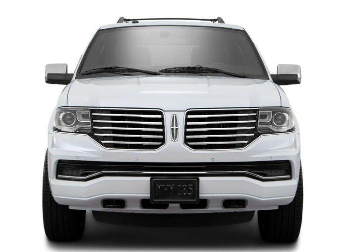 2017 Lincoln Navigator Facelift