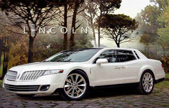 2017 Lincoln Town Car Model