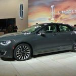 2017 MKZ Lincoln