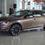 2017 Volvo v60 Cross Country T5 Platinum