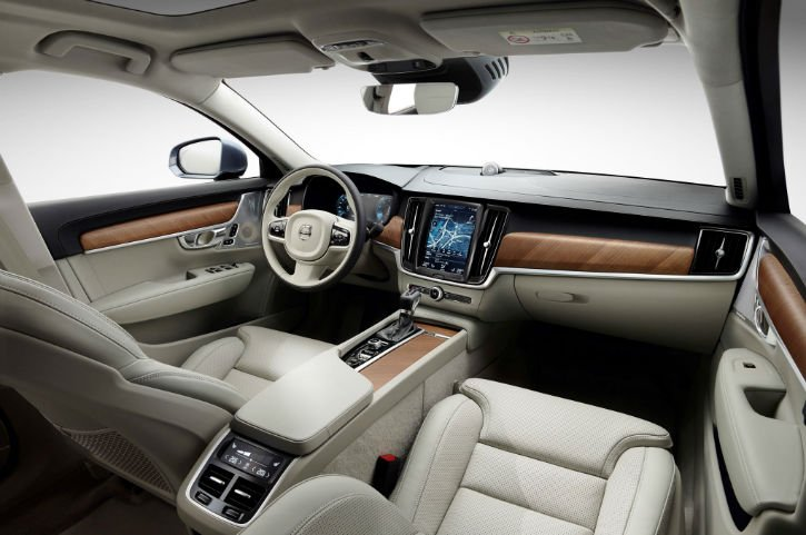 2017 Volvo v90 Interior