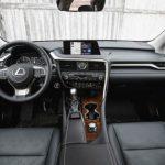 2017 lexus RC 350 Interior