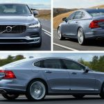 2017 volvo S80 Changes