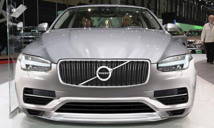 2017 volvo S80 Facelift