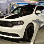 Dodge Durango 2017 White