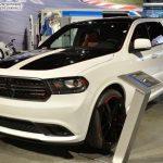 Dodge Durango 2017 White